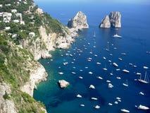 Capri Stockfoto