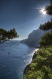 Capri imagen de archivo libre de regalías
