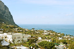 Capri. Royalty Free Stock Photos