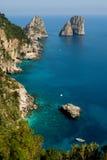 Capri Fotos de Stock Royalty Free