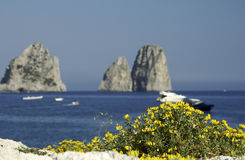 Capri Photo stock