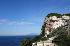 Capri Stock Photography