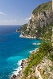 Capri Imágenes de archivo libres de regalías