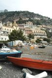 Capri. View of Italian Estates in Capri royalty free stock photo