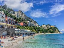 capri Image stock