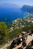 capri Royalty Free Stock Image