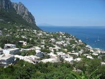 Capri imagenes de archivo