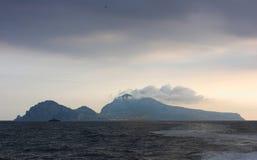 Capri eiland-Campania-Italië Royalty-vrije Stock Afbeelding