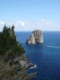 Capri, Faraglioni Lizenzfreies Stockbild