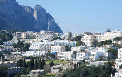 Capri Insel Lizenzfreie Stockfotos