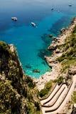 Capri-Insel, Italien Lizenzfreie Stockfotografie