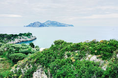 Capri Island. Beautiful Capri island in Italy, Naples stock photos