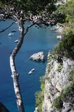 Capri island Royalty Free Stock Images