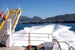 Capri island - Italy Stock Image