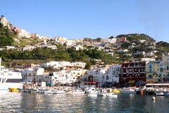 Capri island - Italy Royalty Free Stock Photo