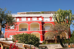 Capri island - Italia Stock Photography