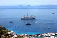 Capri island - Italy Stock Photo