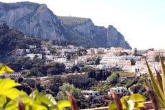 Capri island - Italia Royalty Free Stock Photos