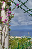 Capri Island - Italy Stock Images