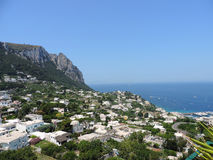 Capri Island, Italy Stock Photos