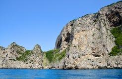Capri island - Italy, Europe Stock Images