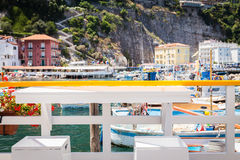 Capri island, Italy Royalty Free Stock Photo