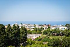 Capri island, Italy Stock Photography