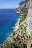 Capri Island, Italy Stock Photography