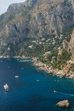 Capri Island, Italy Royalty Free Stock Photography