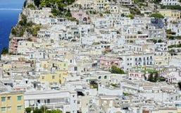 Capri island, Italy Stock Photo