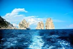 Capri island, Italy Stock Image
