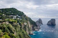 Capri Stock Image