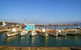 Capri Island - Marina Grande Royalty Free Stock Photo