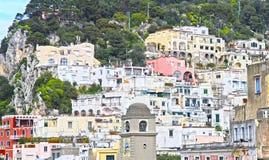 Capri island Royalty Free Stock Images