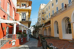 Capri island. Stock Image