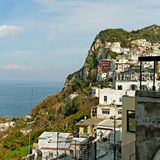 Capri island. royalty free stock photos