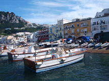 Capri, Isle of Capri, Italy Stock Photo