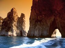 Capri Italië stock afbeelding