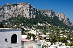 Capri, Italia fotos de archivo
