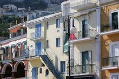 Capri, Italia fotografía de archivo