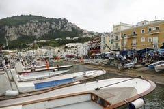 Capri, Italia Imagen de archivo libre de regalías