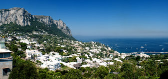 Capri, Italie Photo stock