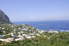 Capri, Italie Photographie stock