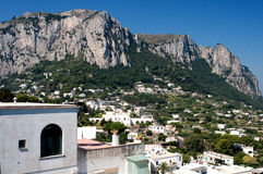 Capri, Italy Stock Photos