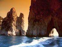 Capri Italy Stock Image