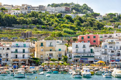 capri Italy Fotografia Stock