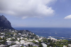 capri Italy Zdjęcie Royalty Free