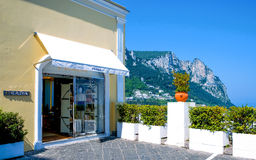 Capri Royalty Free Stock Photography