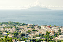 CAPRI, ITALY. Capri island, Italy, Capri town Stock Photo