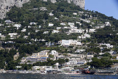 Capri, italy Stock Photo
